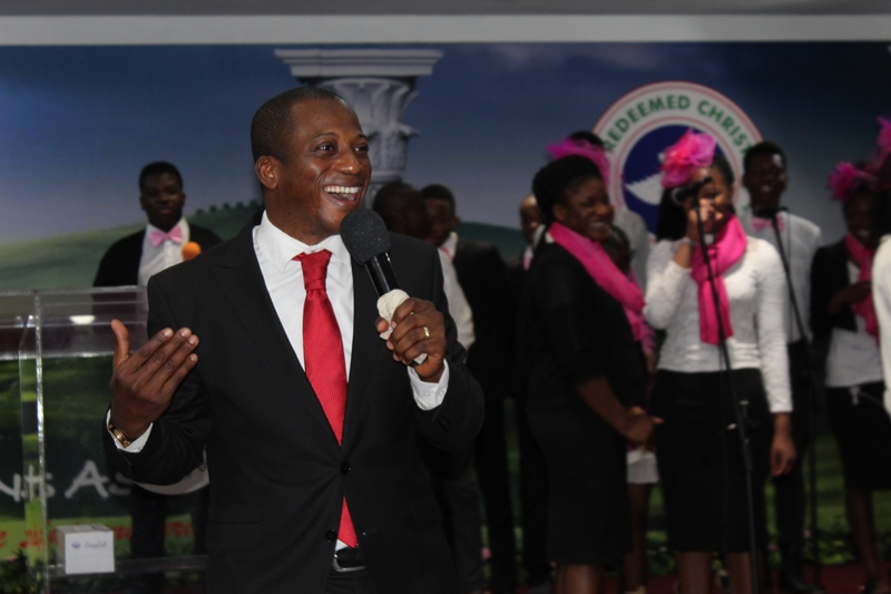 Pastor Benjamin Olalekan Martins