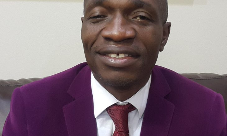 Pastor Gboyega Oyinloye